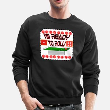 Right TV Game Show Apparel - TPIR (The Price Is...) DICE - Crewneck Sweatshirt