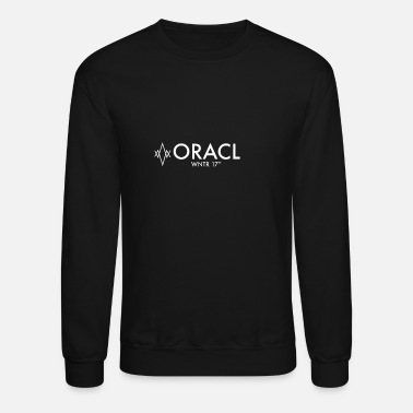 Oracle ORACL LOGO WHITE - Crewneck Sweatshirt