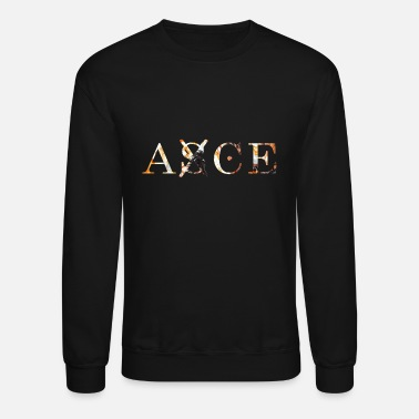 Ace Of Spades one piece - Unisex Crewneck Sweatshirt