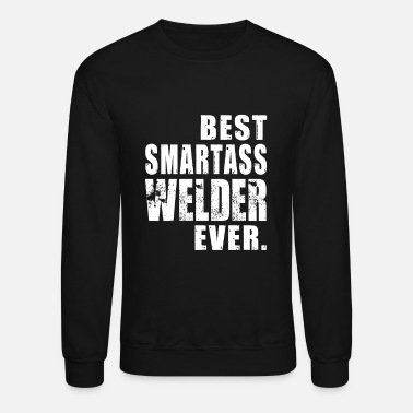 Worlds Best Welder Black Sweatshirt