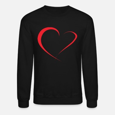 Red Heart red heart - Crewneck Sweatshirt