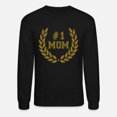Mom - Unisex Crewneck Sweatshirt