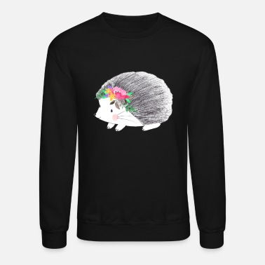 Hedgehog Hedgehog - Unisex Crewneck Sweatshirt