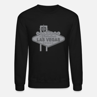 Vegas Welcome to Las Vegas - Unisex Crewneck Sweatshirt