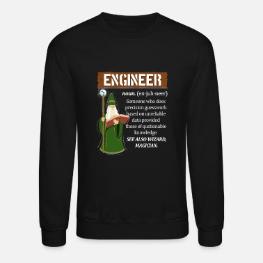 Rounders You are an engineer? - Crewneck Sweatshirt