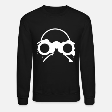 Stylish Binoculars stylish - Unisex Crewneck Sweatshirt
