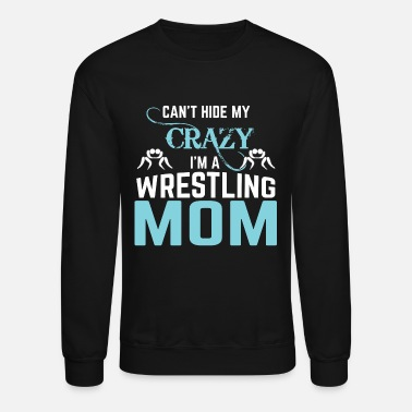 Die Wrestling Boxing Mutter Mom - Unisex Crewneck Sweatshirt