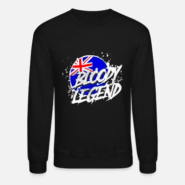 Legend Bloody Legend - Unisex Crewneck Sweatshirt