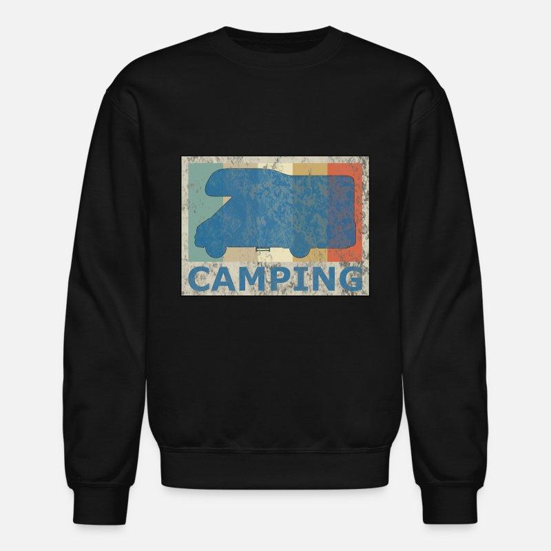 I Love Caravans Hoodie Camper Hoody Unisex Camping Hooded Sweat Campervan S-XXL
