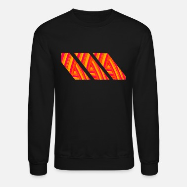 Ramseys Retro Apparel Tres - Unisex Crewneck Sweatshirt