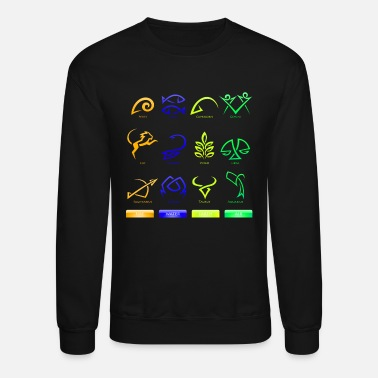 Horoscope Horoscope - Crewneck Sweatshirt