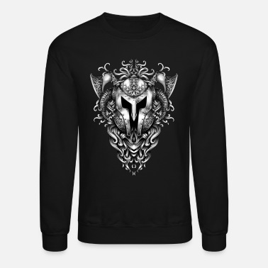 Viking The Armor Of Viking - Unisex Crewneck Sweatshirt