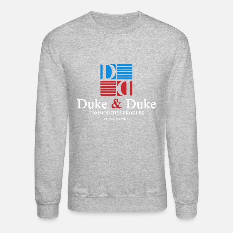 d62620ea Duke Duke Philadelphia Commodities Brokers Unisex Crewneck Sweatshirt |  Spreadshirt