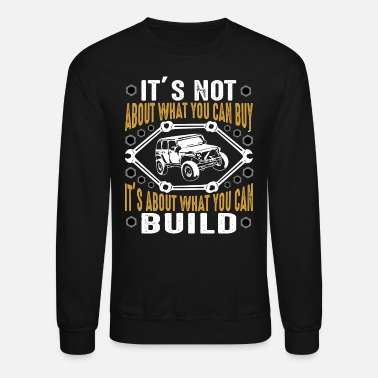Vehicles OFFROAD - Unisex Crewneck Sweatshirt