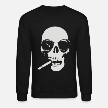 Cigar with cigare - Crewneck Sweatshirt