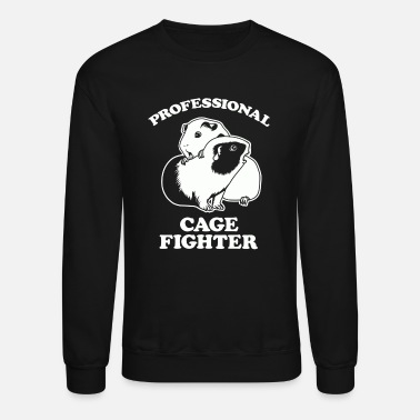 Cage Fighter Professional Cage Fighter - Crewneck Sweatshirt