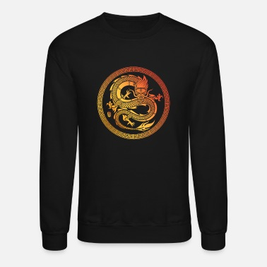 Japan Japan Dragon - Unisex Crewneck Sweatshirt