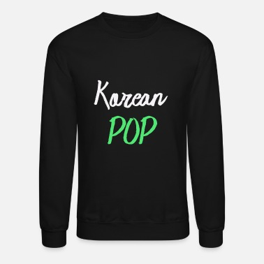 Korean Pop Korean Pop Music - Unisex Crewneck Sweatshirt