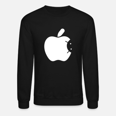 Android The Apploid - White version - Crewneck Sweatshirt