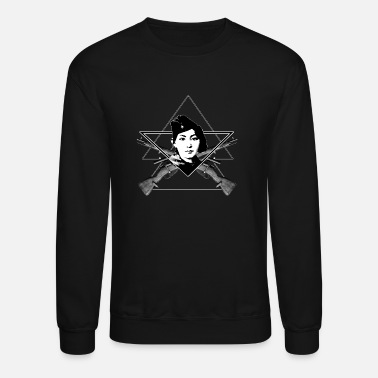 Kazakh The Sniper (star) - Unisex Crewneck Sweatshirt