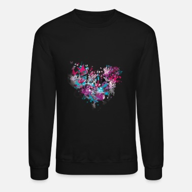 Love is everything for Xmas T Shirts - Unisex Crewneck Sweatshirt