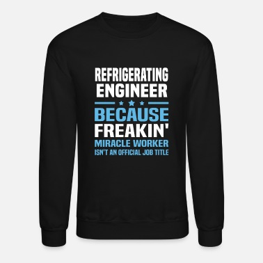 New Funny Present T-shirt Gift Engineer Because Miracle Worker..