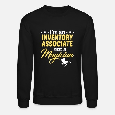 Inventory Associate Apparel Inventory Associate - Unisex Crewneck Sweatshirt
