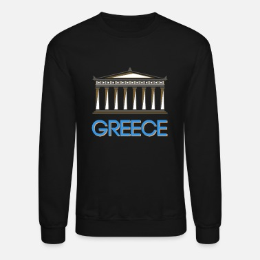 Greece Greece - Unisex Crewneck Sweatshirt