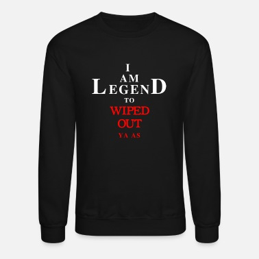 Wipe Mobile Legend to wiped out - Crewneck Sweatshirt