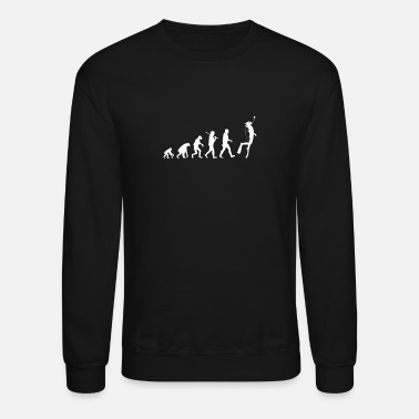 Steve scuba_diving_evolution_tshirt - Unisex Crewneck Sweatshirt