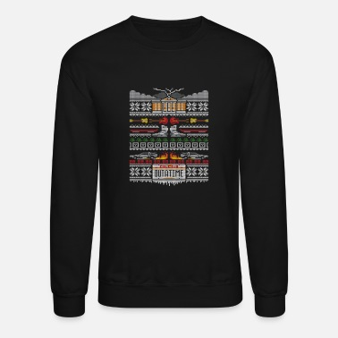 Future Back to the future - Xmas sweater for fans - Unisex Crewneck Sweatshirt