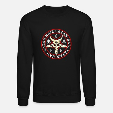 Occult satanic - Crewneck Sweatshirt