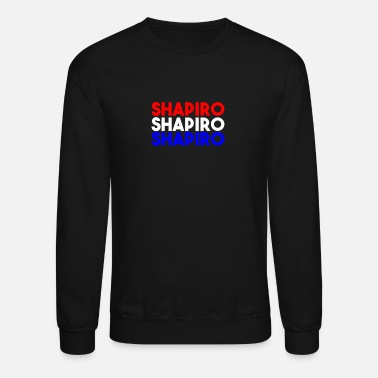 Conservative Shapiro For President Conservatives Shirt - Crewneck Sweatshirt