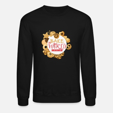 Bake World - Unisex Crewneck Sweatshirt