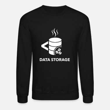 Storage Data storage - Unisex Crewneck Sweatshirt
