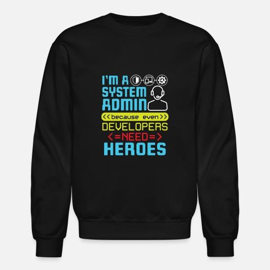 Im Good Even When Im Bad Unisex Crew Neck Sweatshirt