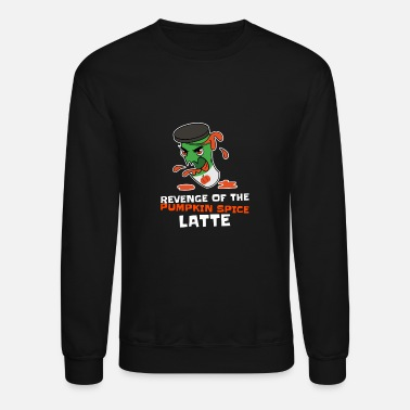 kawaii style t shirt design template with an angry - Unisex Crewneck Sweatshirt