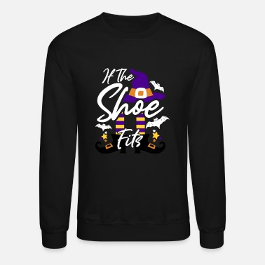 The Fits Halloween T Shirt Design - Unisex Crewneck Sweatshirt