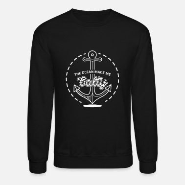 Sailing Captain - Unisex Crewneck Sweatshirt