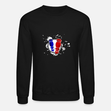 Kicker Kicker Table Soccer Football - Unisex Crewneck Sweatshirt