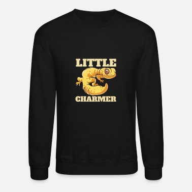 Fun Reptiles - Gecko Cute Charmer Pet - Zoo - Unisex Crewneck Sweatshirt