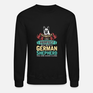 German Shepherd German Shepherd - Unisex Crewneck Sweatshirt
