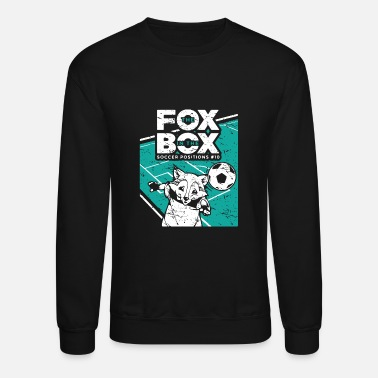 Fan Funny Soccer Gift for Soccer Coaches, Players and - Unisex Crewneck Sweatshirt