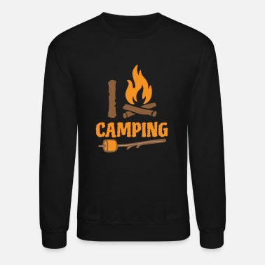 Camp Fire camp fire - Crewneck Sweatshirt