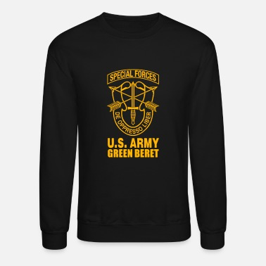 Special Forces US Army Green Beret Special Forces - Crewneck Sweatshirt