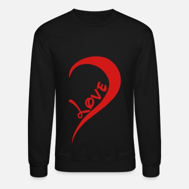 Love One Love Right - Unisex Crewneck Sweatshirt