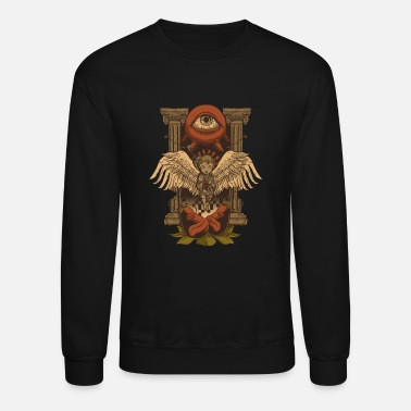 Date Of Birth birth oficarus - Unisex Crewneck Sweatshirt