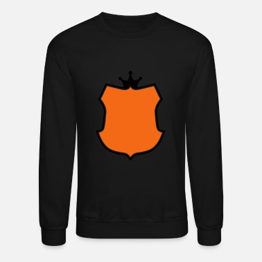Shield shield - Unisex Crewneck Sweatshirt