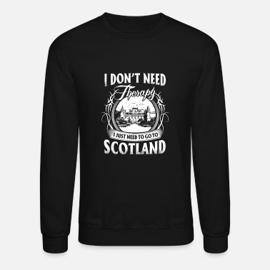 Schland Scotland - so beautiful - Unisex Crewneck Sweatshirt