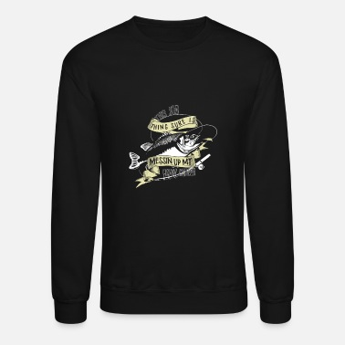 Career fishing Career - Crewneck Sweatshirt